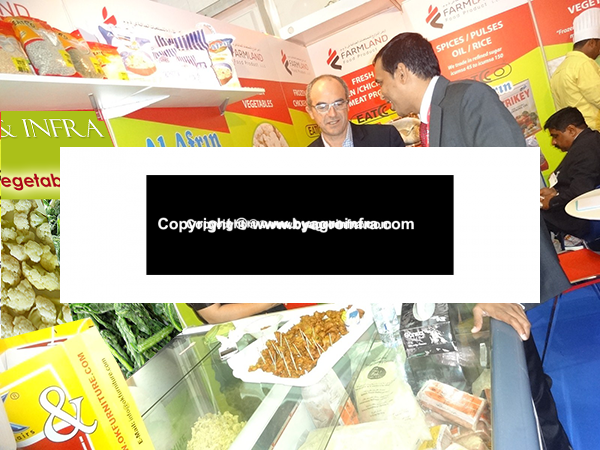 B.Y. Agro & Infra at Gulfood 2015